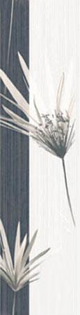 Die Wandfliese wirkt sehr stilvoll