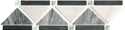Naturstein Bordüre