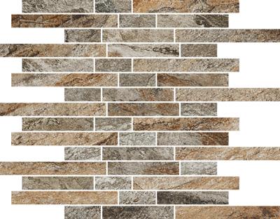 Beschreibung:  Grau Format: Riemchen, Mattengröße: 30 x 30 cm  Material: Feinsteinzeug, kalibriert R-Klasse 10 B durchgefärbt